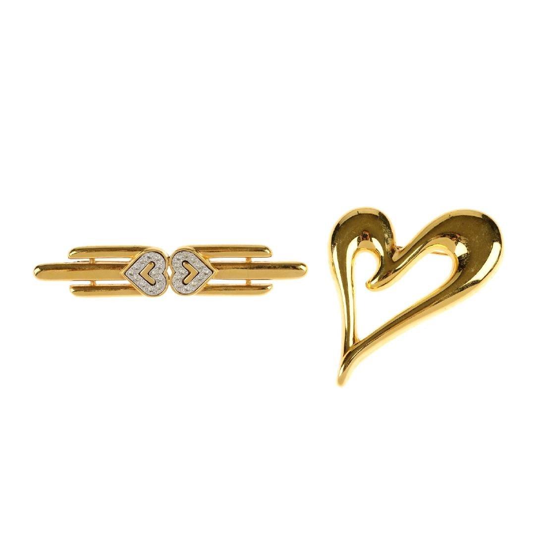 MONET - twenty items of jewellery and one single