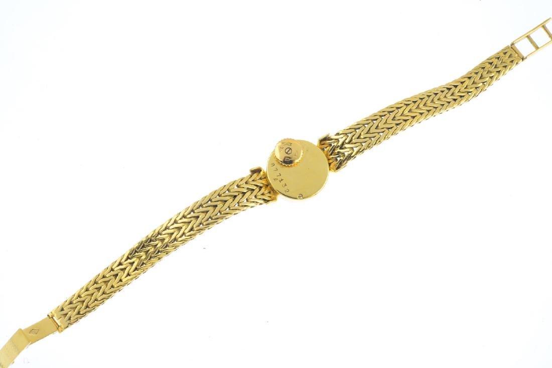 JAEGER-LECOULTRE  - a lady's bracelet watch. The - 2
