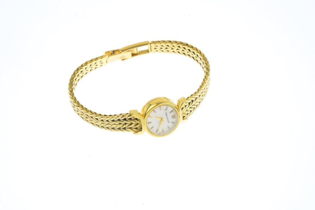 JAEGER-LECOULTRE  - a lady's bracelet watch. The - 3