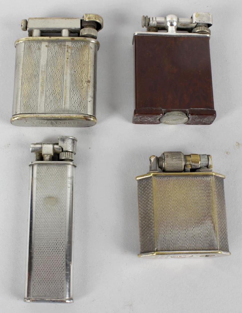'The Efficient' cigarette lighter, the rectangular
