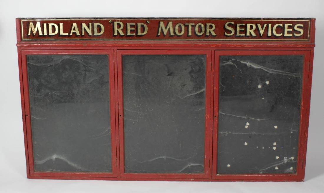 'Midland ''Red'' Motor Services', an early 20th century