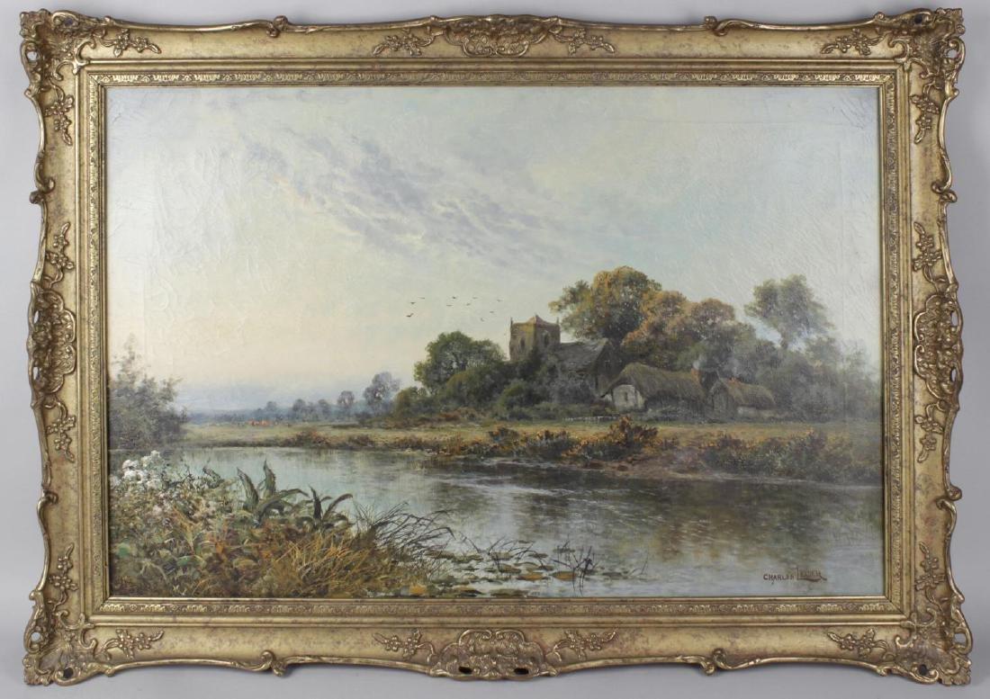 Charles Leader, (late 19th century), 'Near
