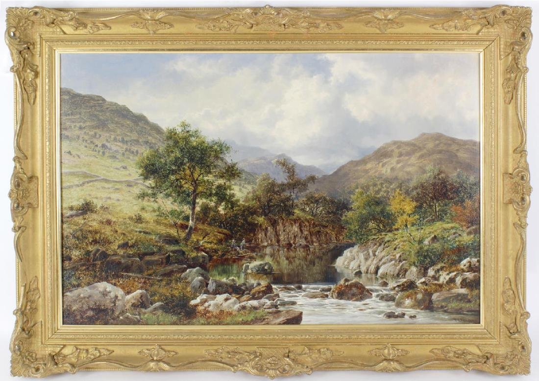 William Henry Mander, (1850-1922), 'On the Machna