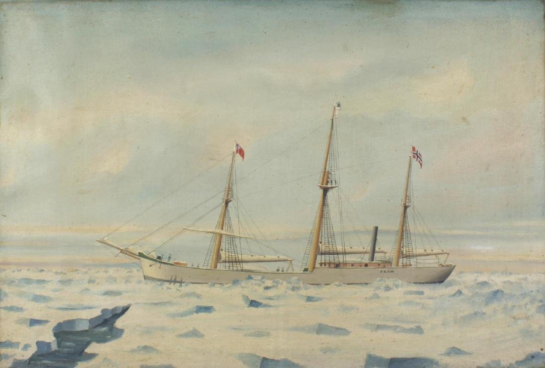 Polar Exploration: an interesting early 20th century