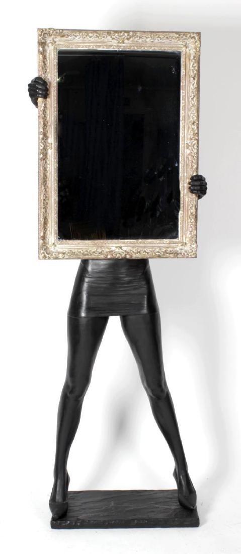 ARR Nicholas Boxall, (b. 1958): 'Surrealist Mirror', a