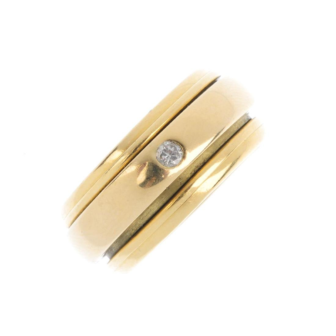 PIAGET - a diamond 'Possession' ring. Designed as a