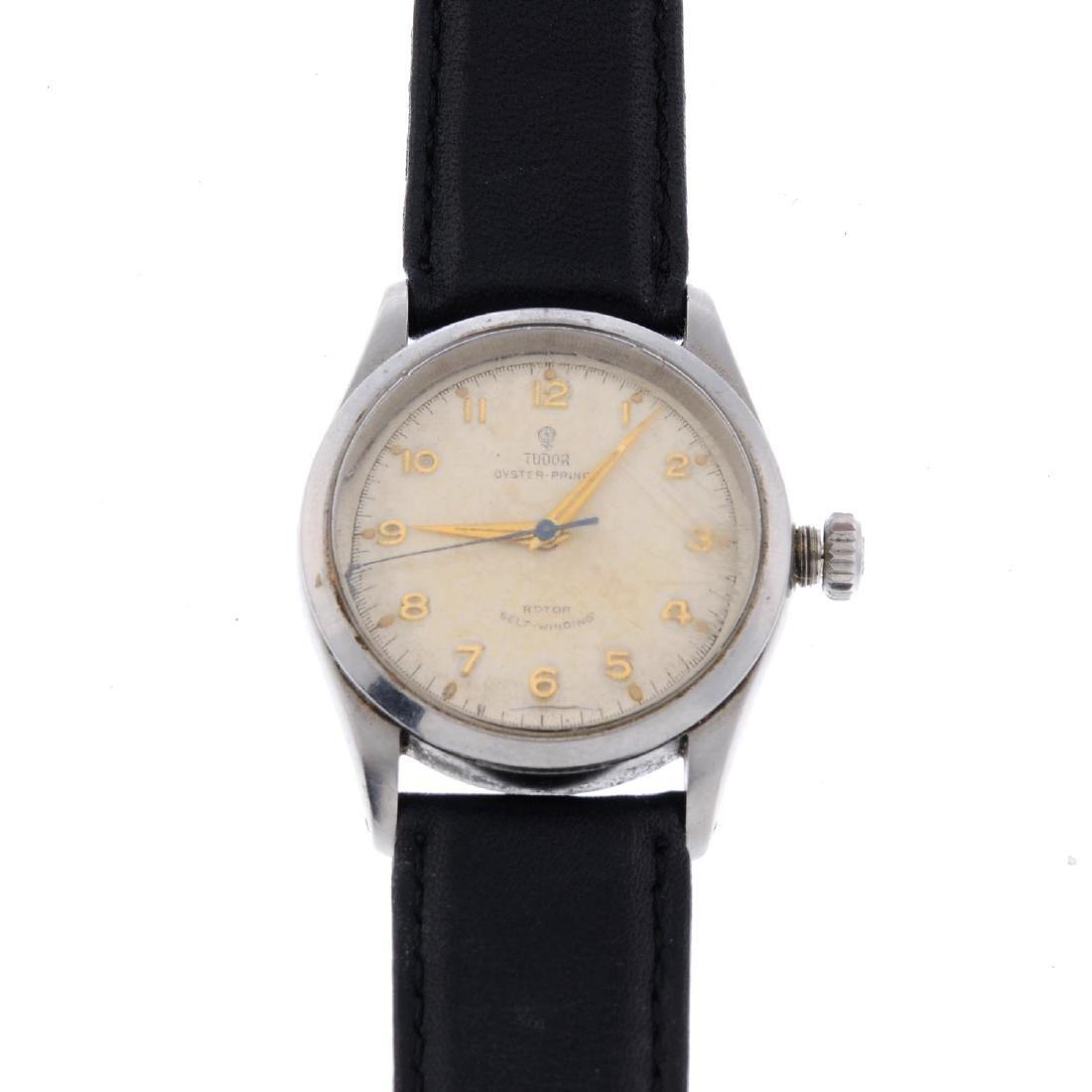 TUDOR - a gentleman's Oyster Prince wrist watch.