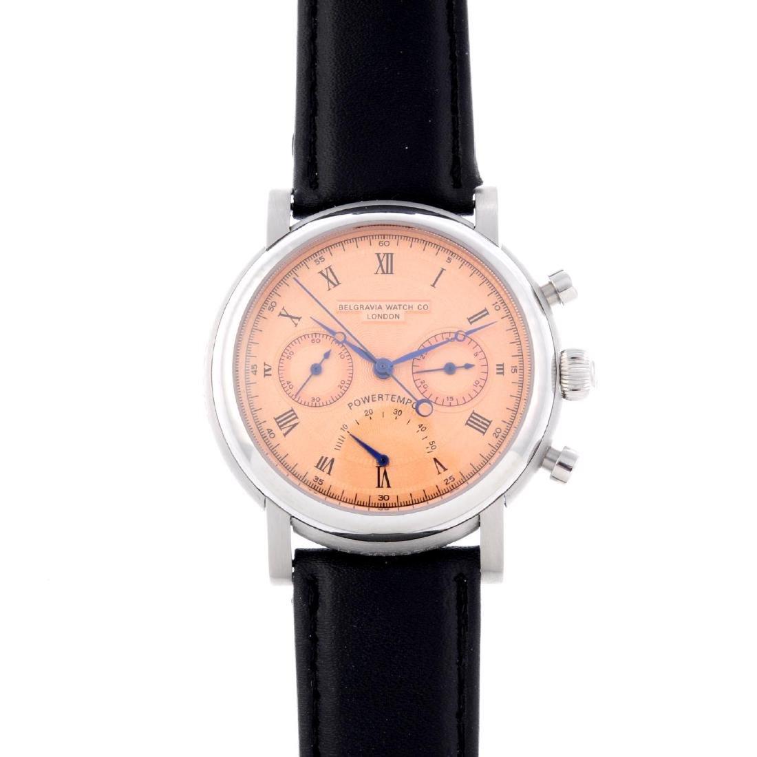BELGRAVIA WATCH CO. - a gentleman's Power Tempo