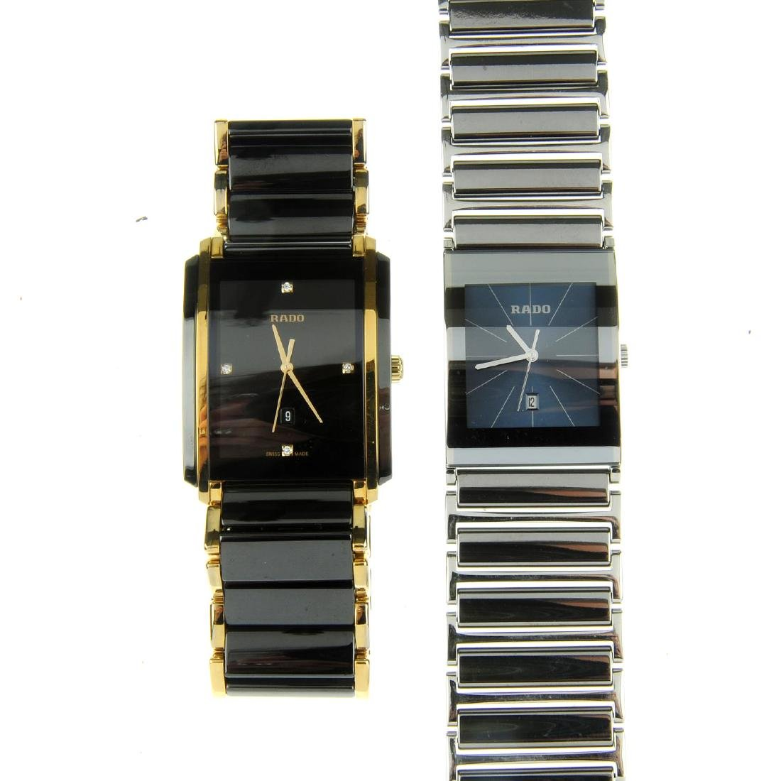 A group of six assorted Rado watches, to include a