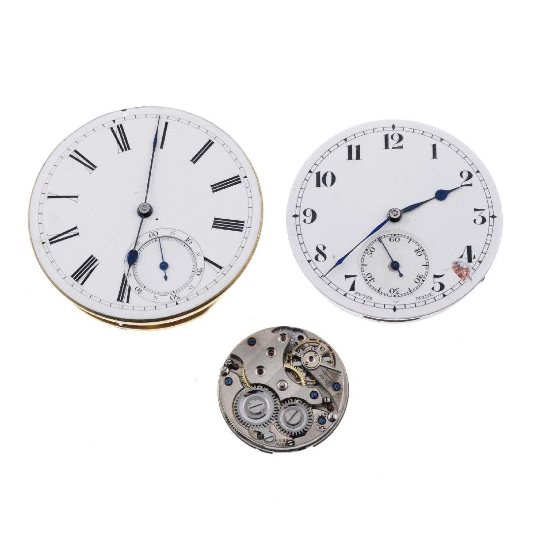 A group of nineteen assorted watch and pocket watch