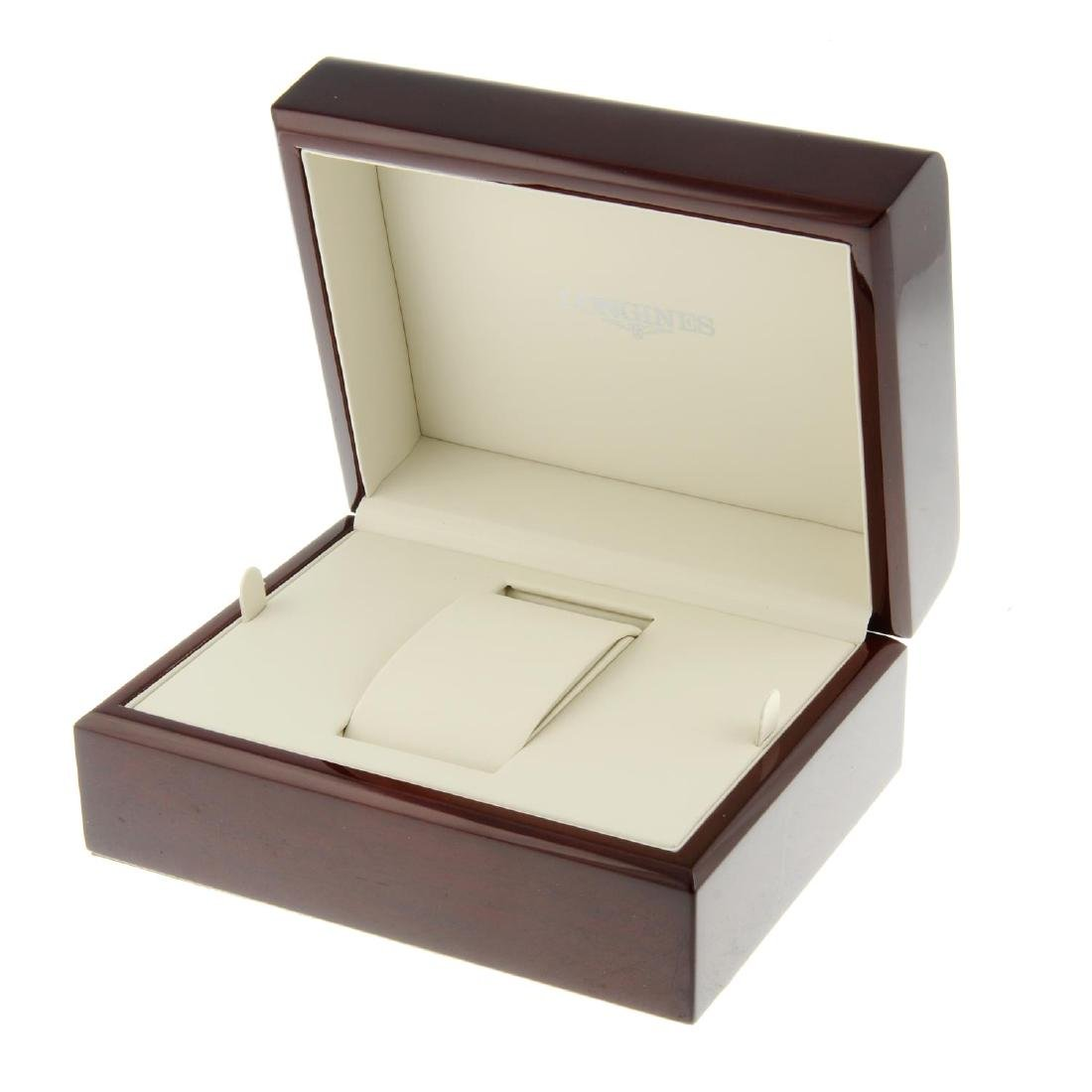 LONGINES - a group of eleven watch boxes, some
