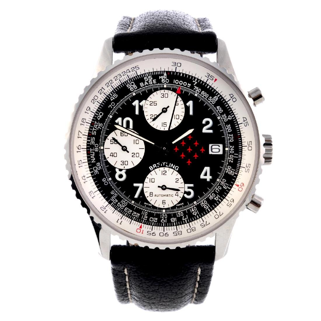 BREITLING - a limited edition gentleman's Old Navitimer