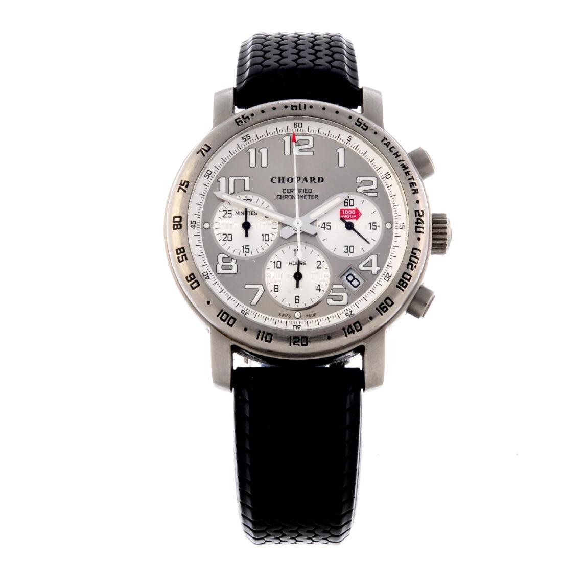 CHOPARD - a limited edition gentleman's Mille Miglia