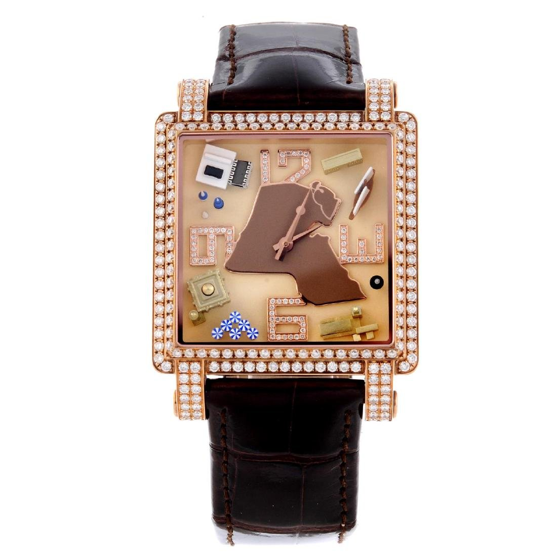 JACOB & CO. - a limited edition gentleman's Kuwait