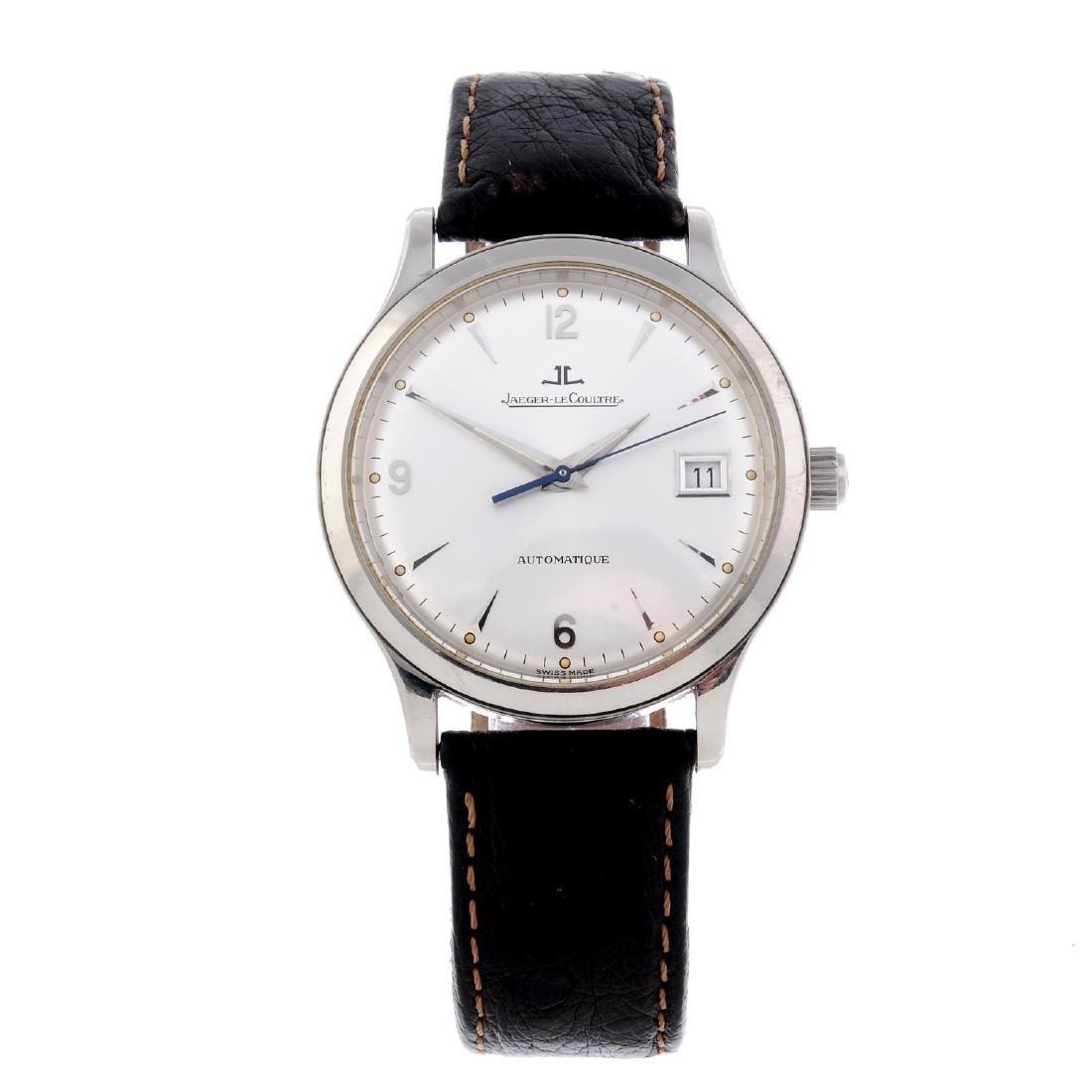 JAEGER-LECOULTRE - a gentleman's Master Control wrist