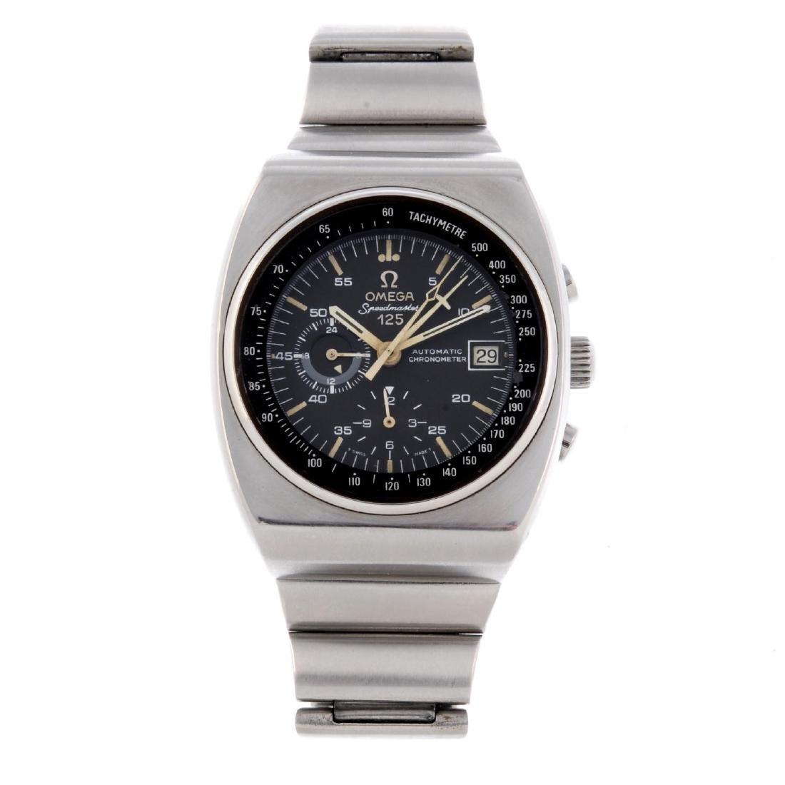 OMEGA - a gentleman's Speedmaster 125 chronograph