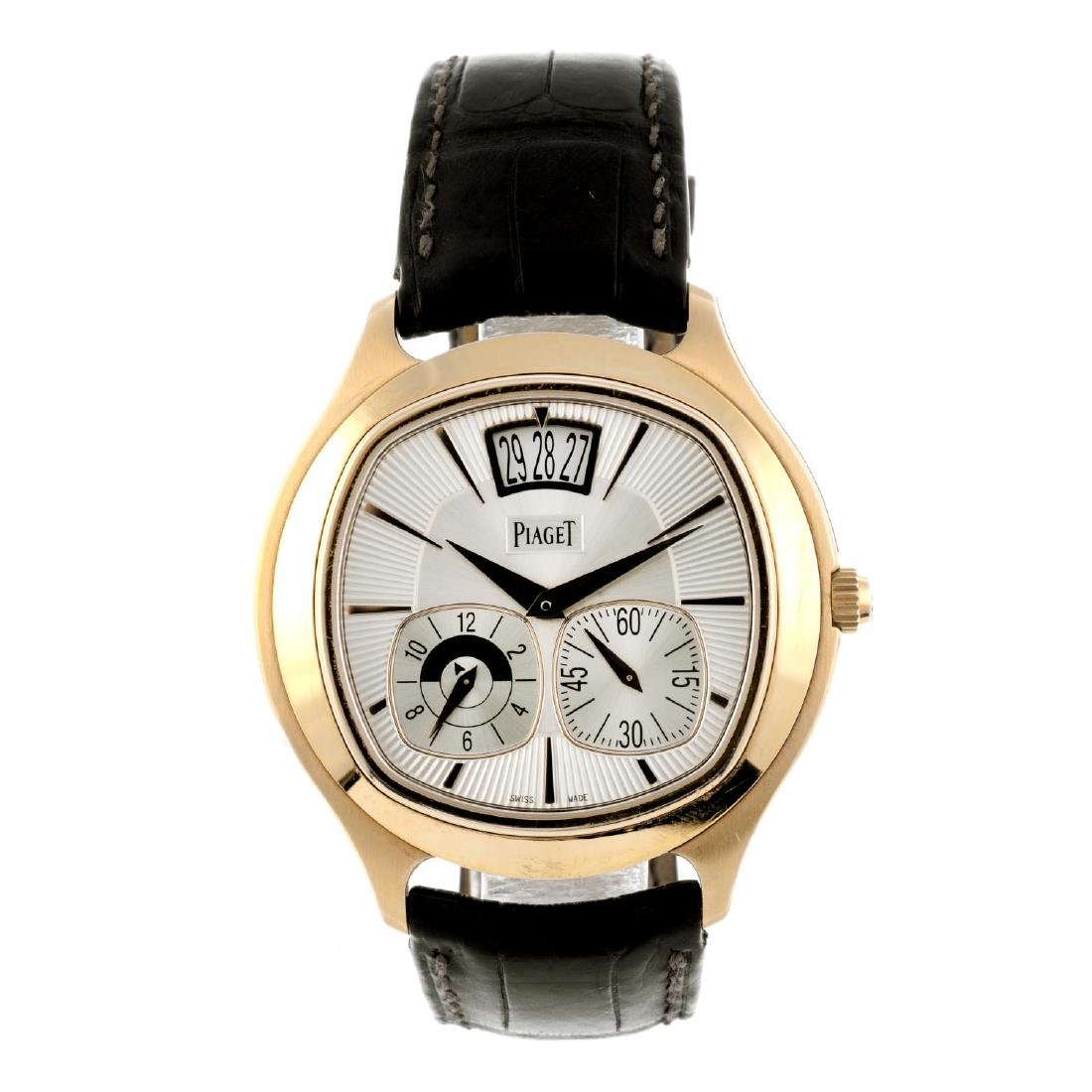 PIAGET - a limited edition gentleman's Emperador wrist