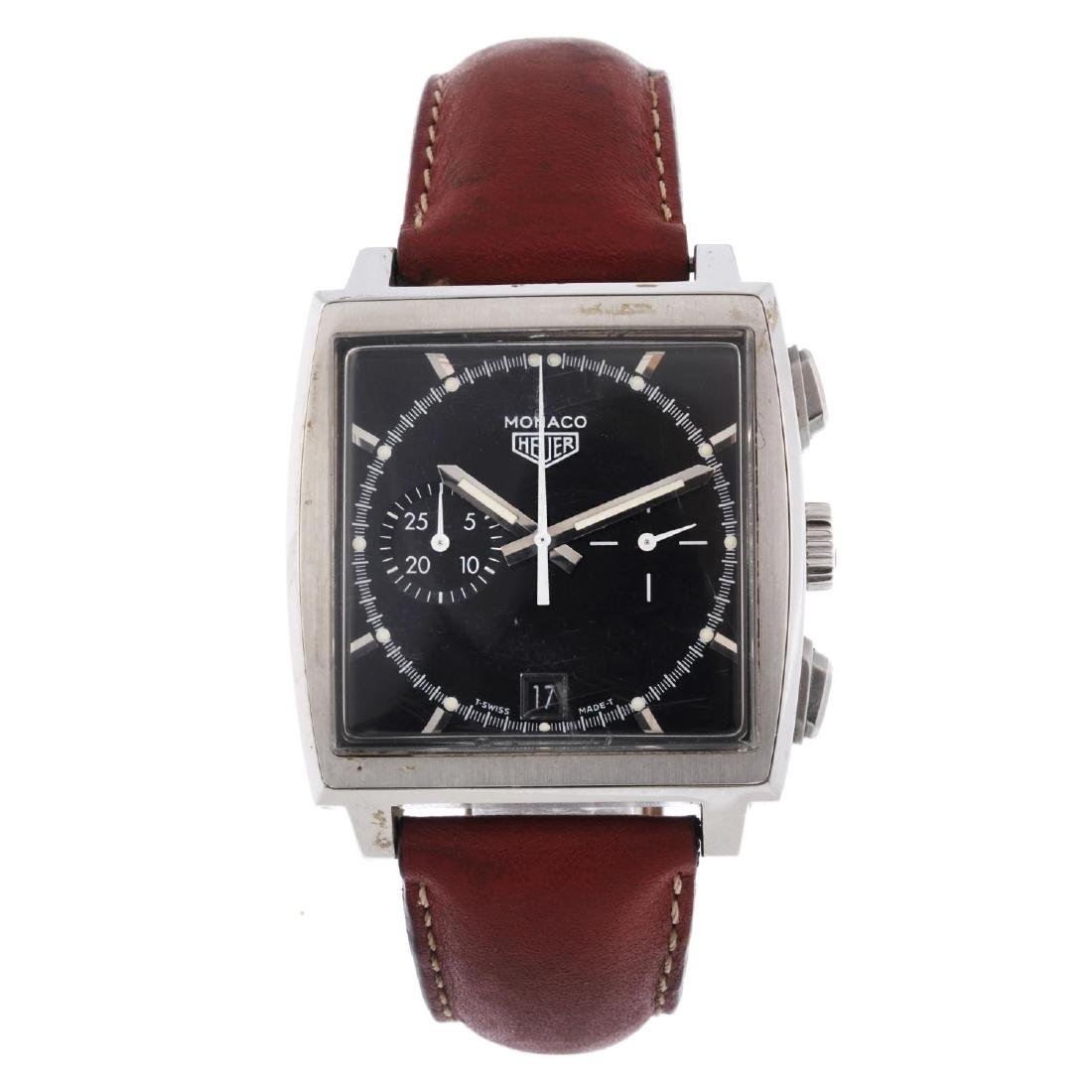 TAG HEUER - a limited edition gentleman's Re-Edition