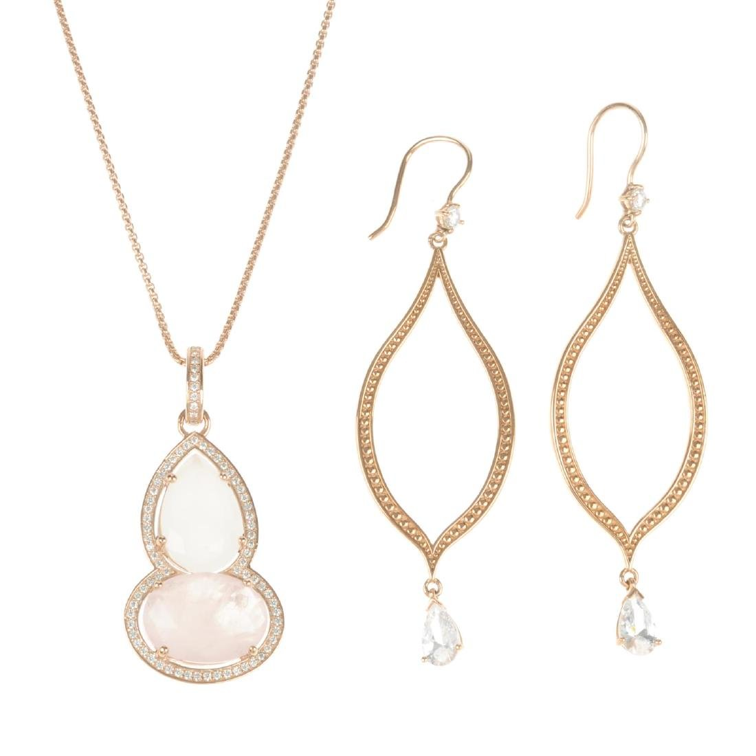 THOMAS SABO - four items of jewellery. To include a