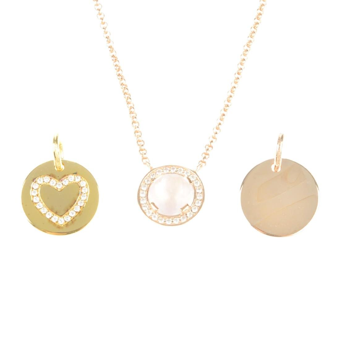 THOMAS SABO - nine items of jewellery. To include a