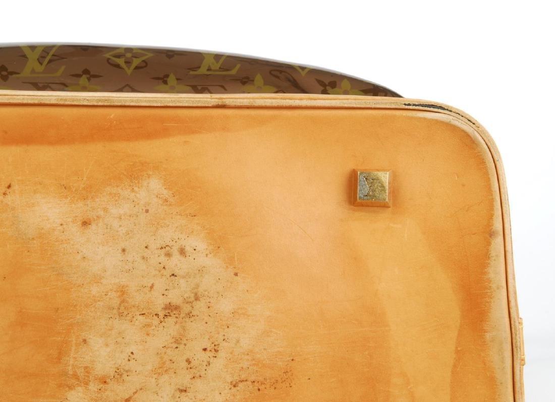LOUIS VUITTON - a Sac Ambre Monogram Vinyl GM handbag. - 6