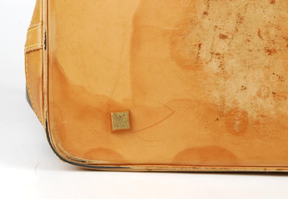 LOUIS VUITTON - a Sac Ambre Monogram Vinyl GM handbag. - 7