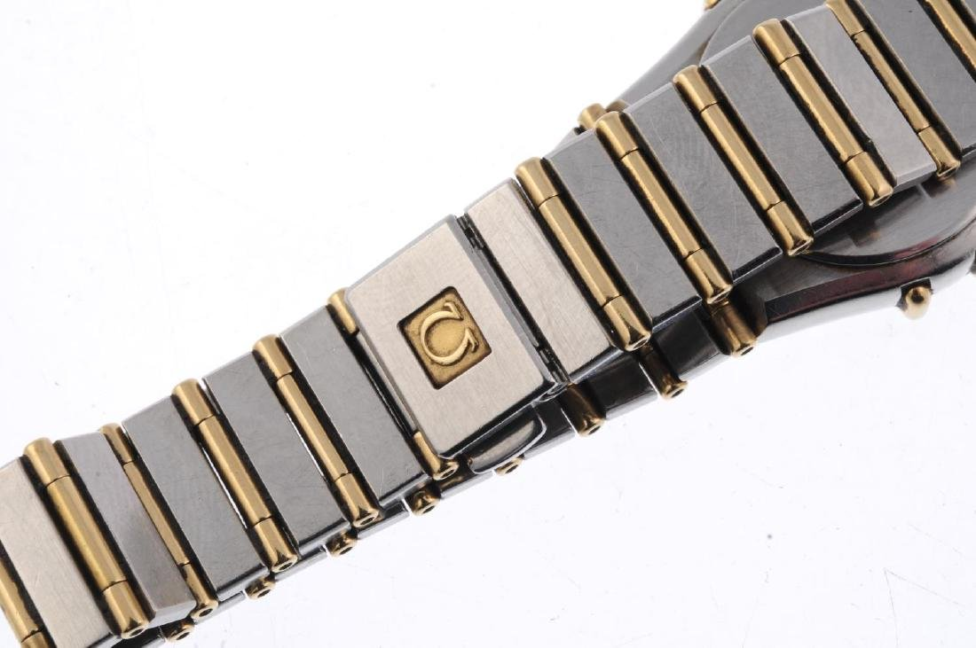 OMEGA - a lady's Constellation bracelet watch. - 2