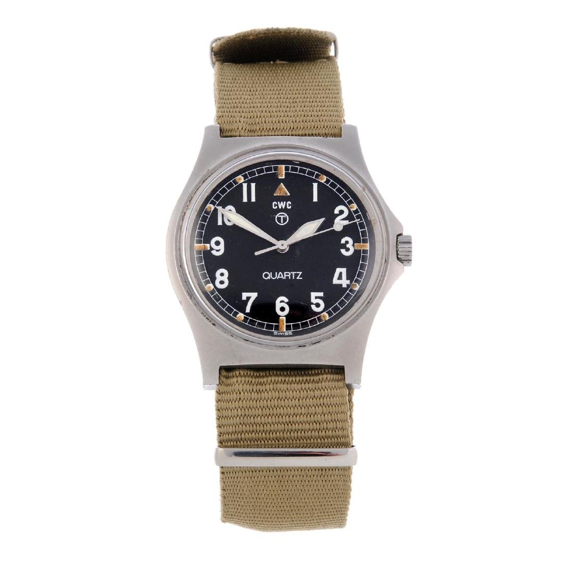 CWC - a gentleman's military issue wrist watch.
