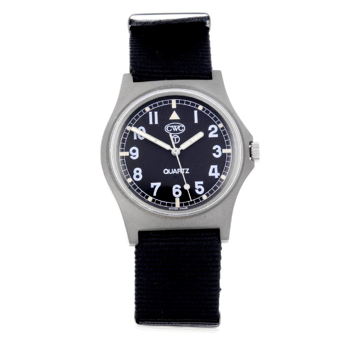 CWC - a gentleman's military issue wrist watch.