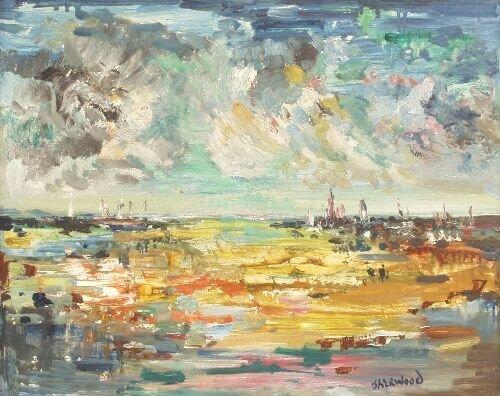5: LAWRENCE ISHERWOOD (British, 1917 - 1988)
