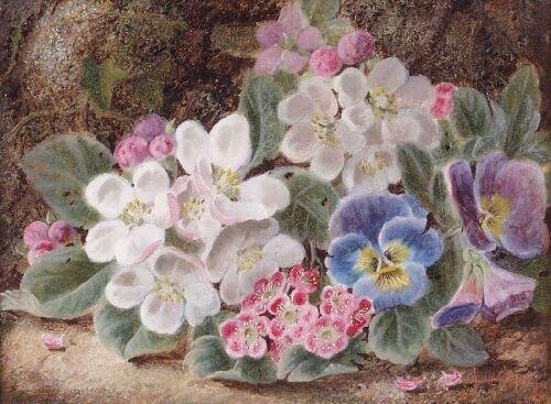 15: OLIVER CLARE (British, 1853 - 1927) Still