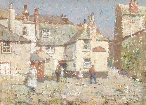20: ARTHUR HAYWARD (British, 1889 - 1971) 'Th