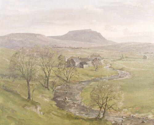 23: CLAUDE HORSFALL (British, 20th Century) '