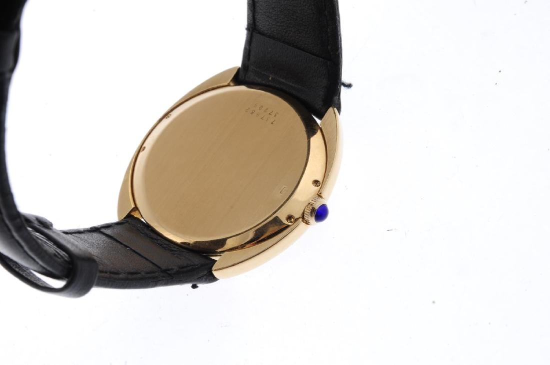 BAUME & MERCIER - a gentleman's Baumatic wrist watch. - 3