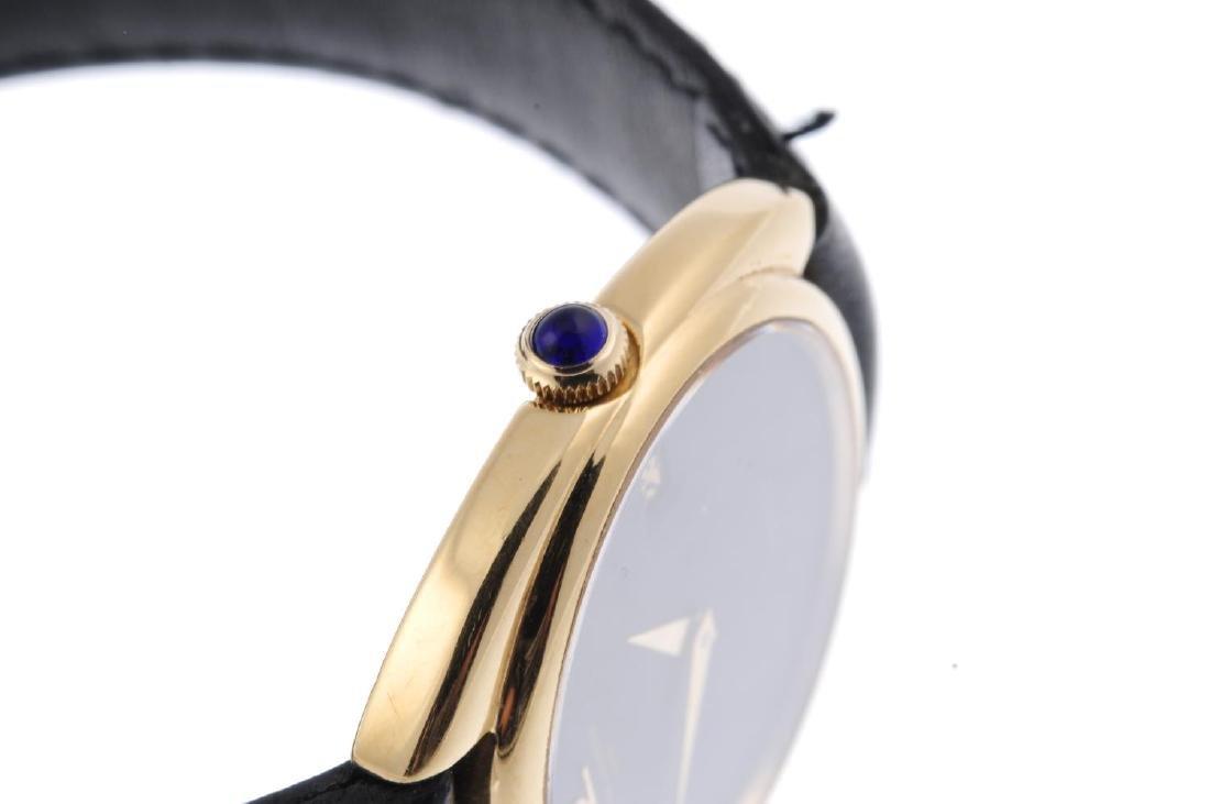 BAUME & MERCIER - a gentleman's Baumatic wrist watch. - 4
