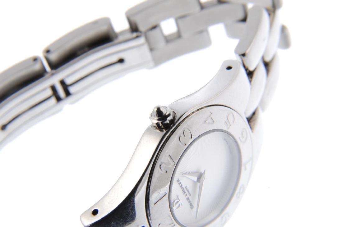 BAUME & MERCIER - a lady's Linea bracelet watch. - 4
