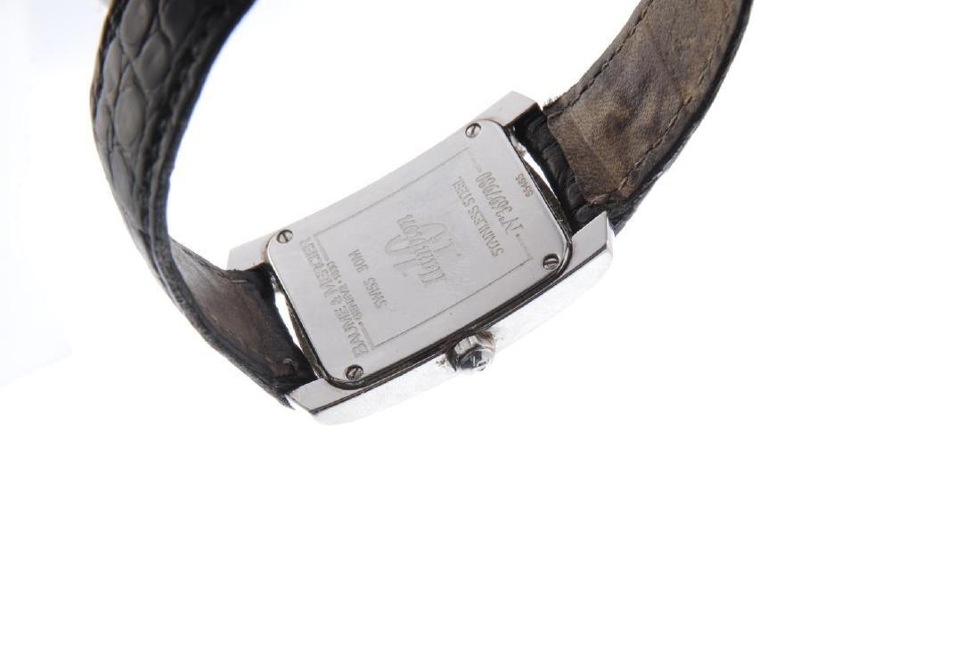 BAUME & MERCIER - a lady's Hampton 10 wrist watch. - 2