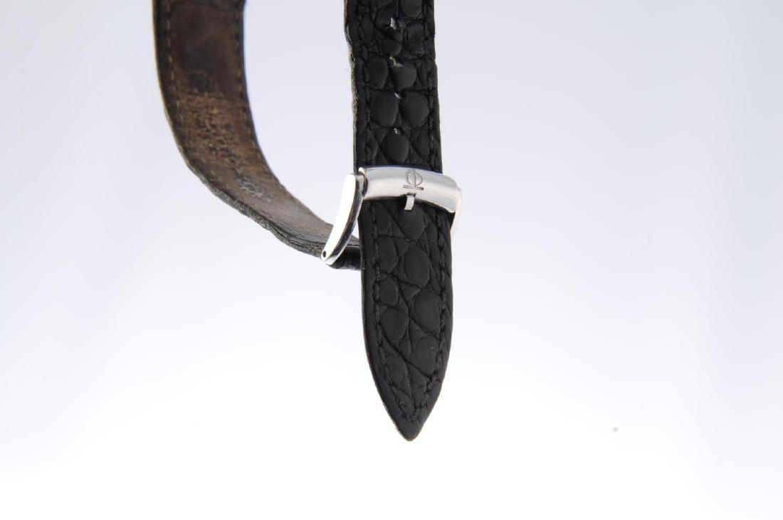 BAUME & MERCIER - a lady's Hampton 10 wrist watch. - 4