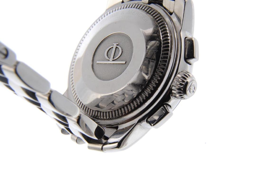 BAUME & MERCIER - a gentleman's Capeland chronograph - 3