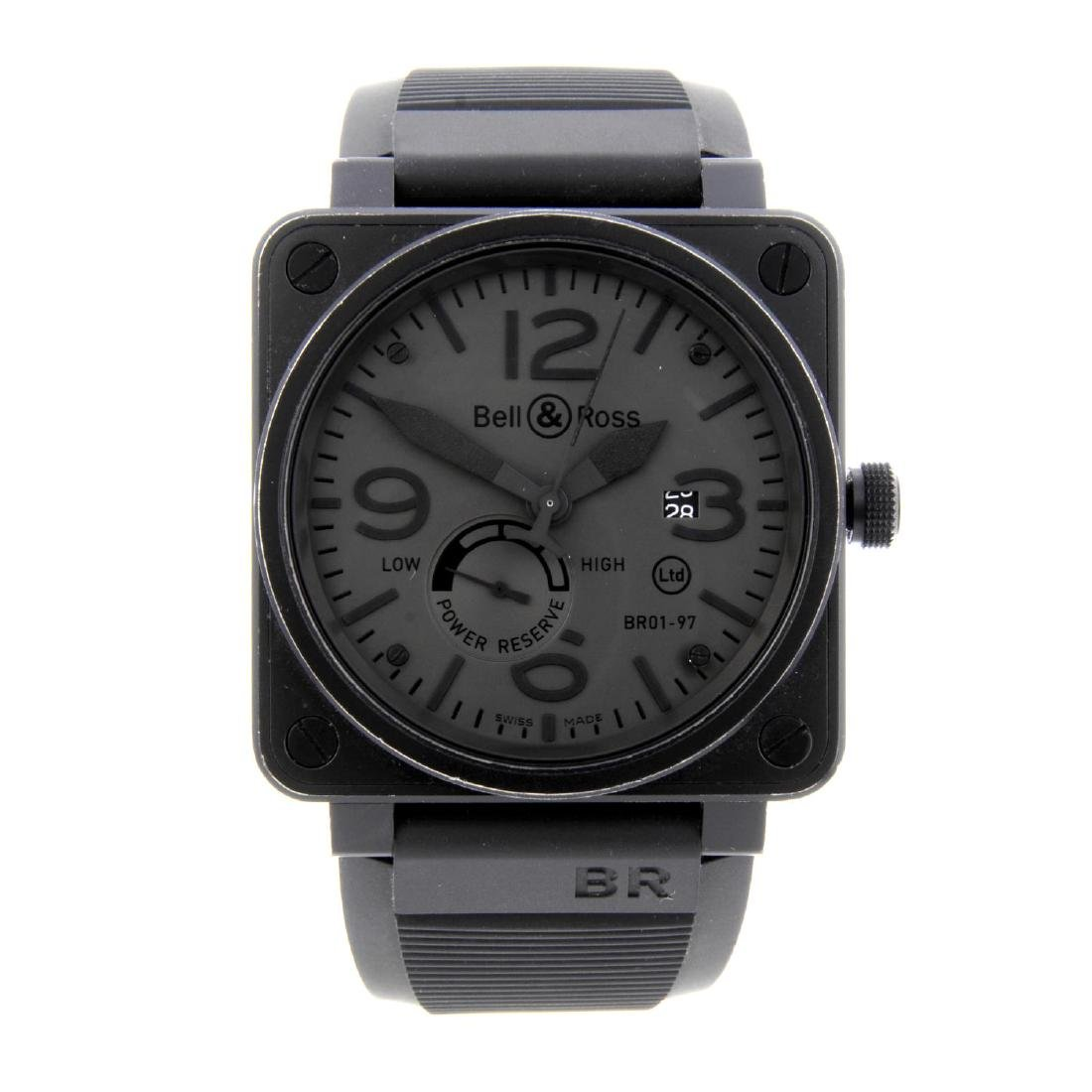 BELL & ROSS - a limited edition gentleman's Commando
