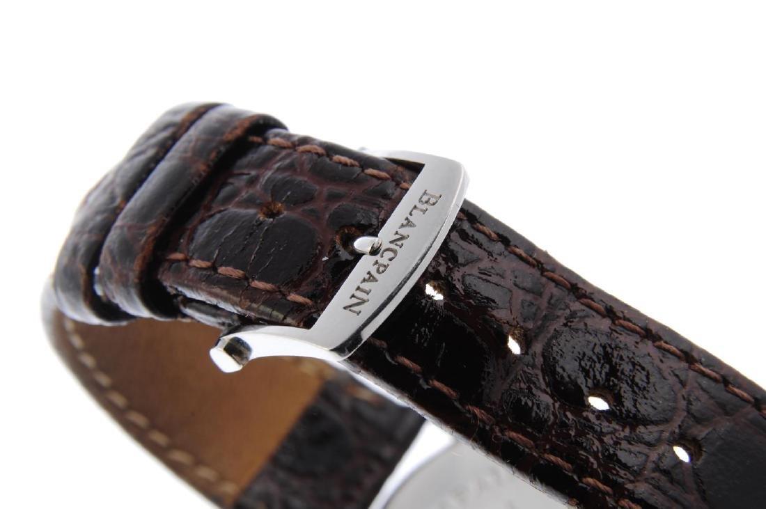 BLANCPAIN - a gentleman's Villeret wrist watch. - 2