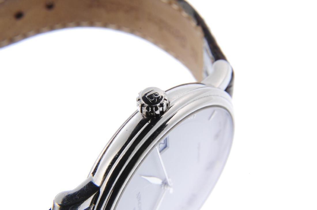 BLANCPAIN - a gentleman's Villeret wrist watch. - 4