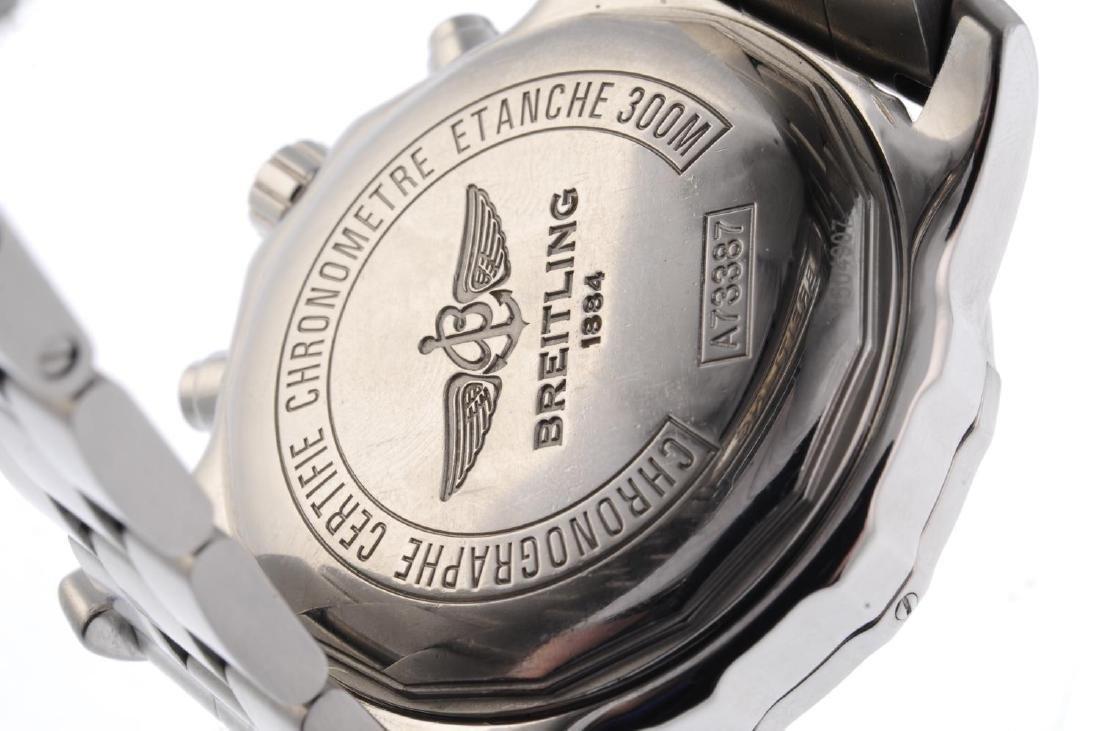 BREITLING - a gentleman's Aeromarine Colt 'Chronograph - 4