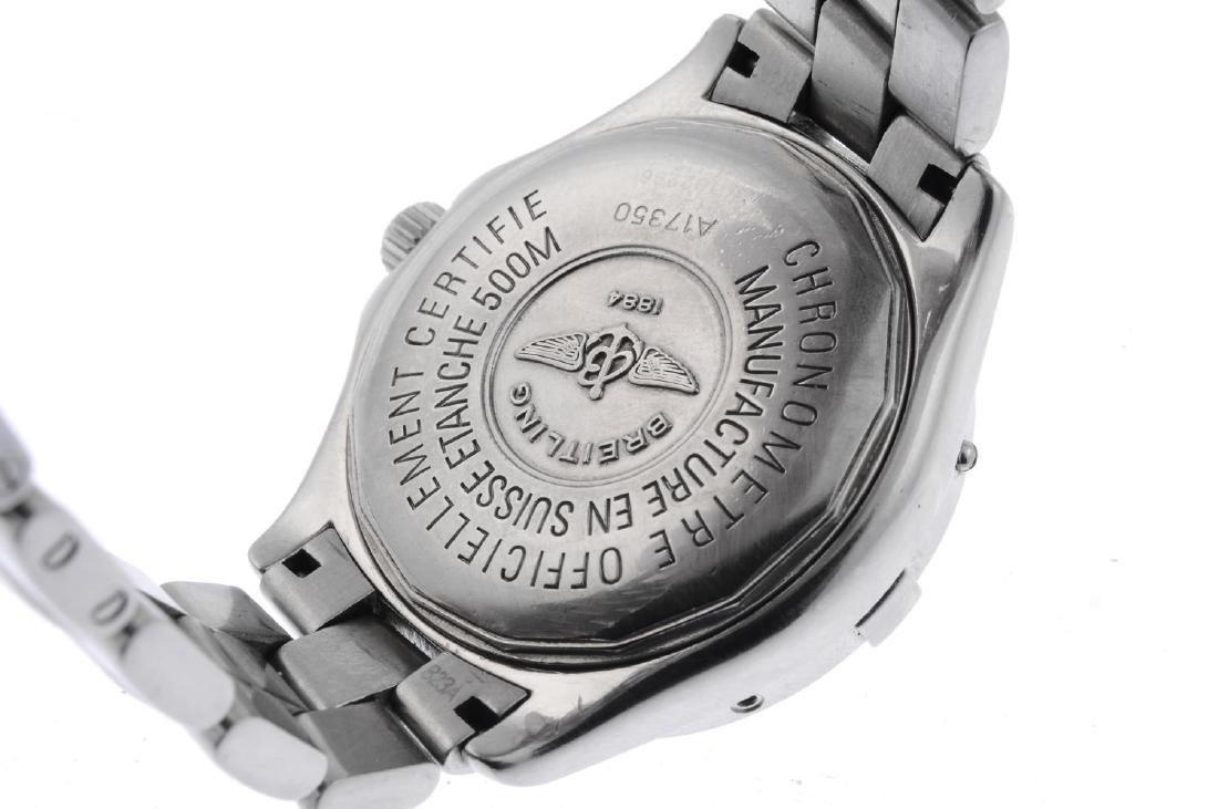 BREITLING - a gentleman's Aeromarine ColtOcean bracelet - 4