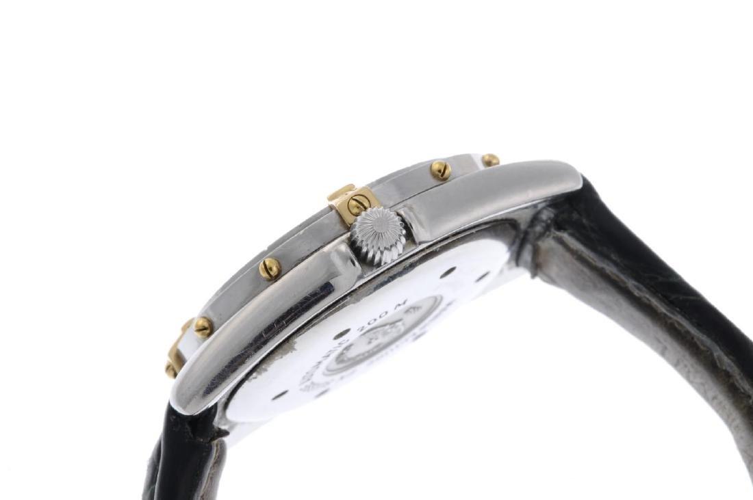 BREITLING - a gentleman's Antares wrist watch. - 2