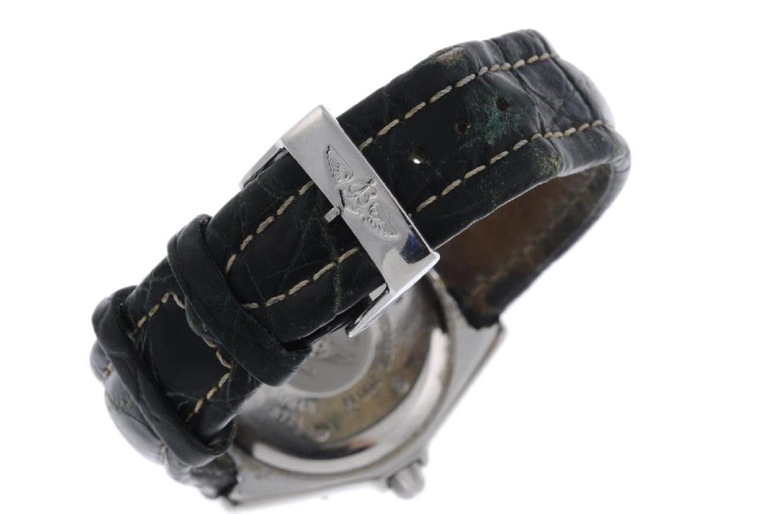 BREITLING - a gentleman's Antares wrist watch. - 3