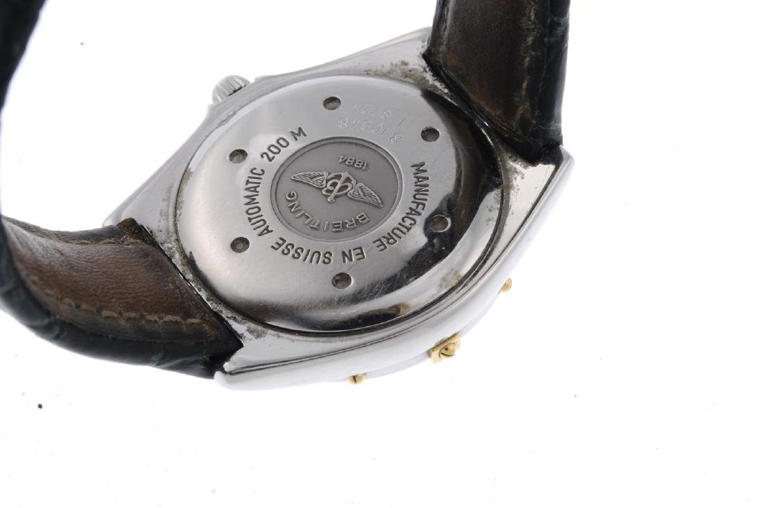 BREITLING - a gentleman's Antares wrist watch. - 4