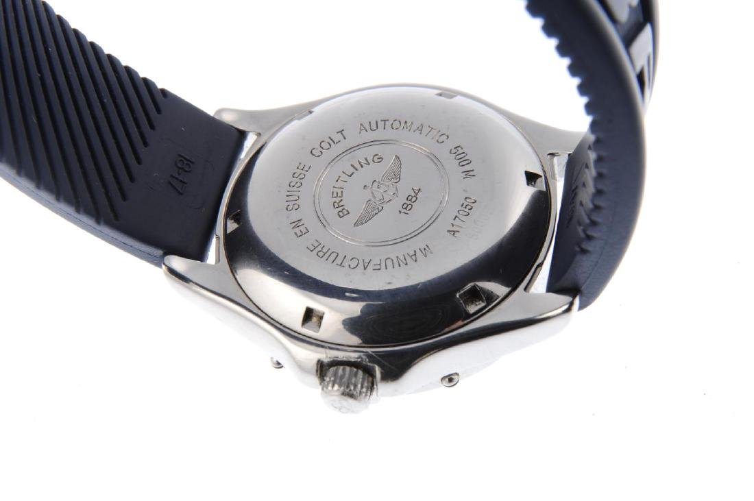 BREITLING - a gentleman's ColtOcean wrist watch. - 3