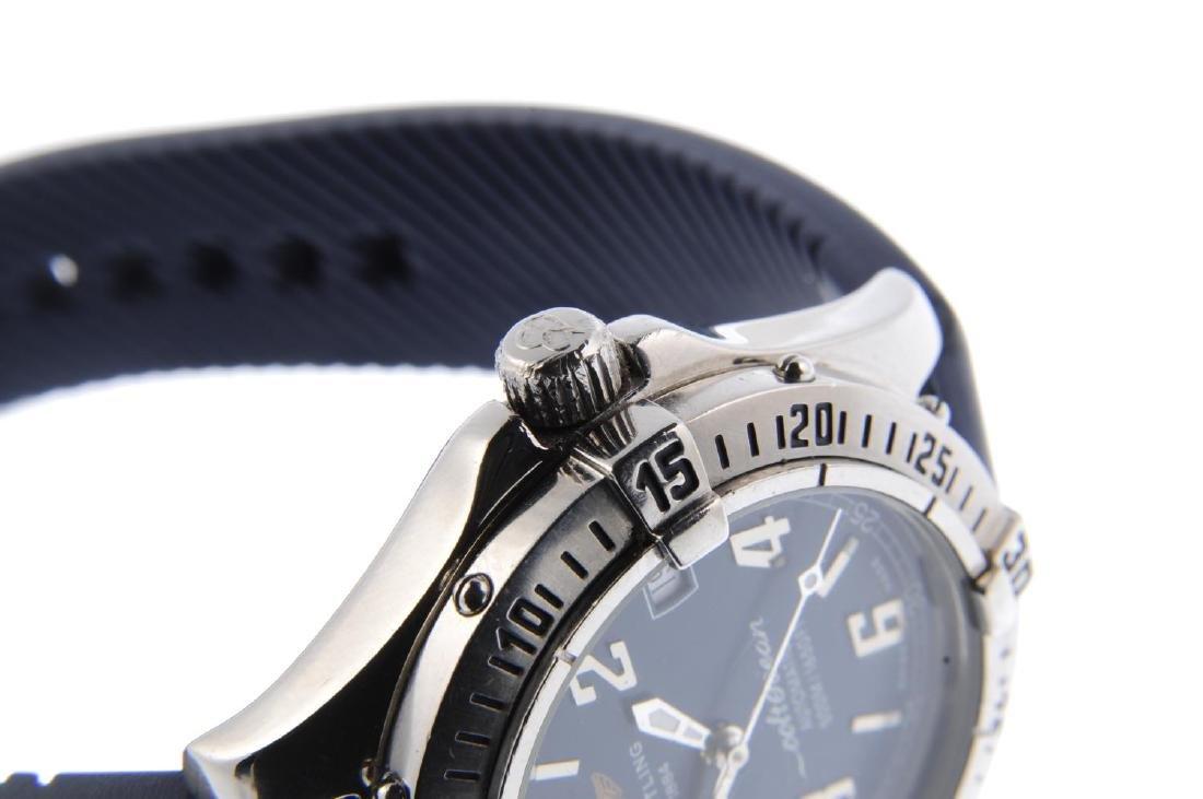 BREITLING - a gentleman's ColtOcean wrist watch. - 4
