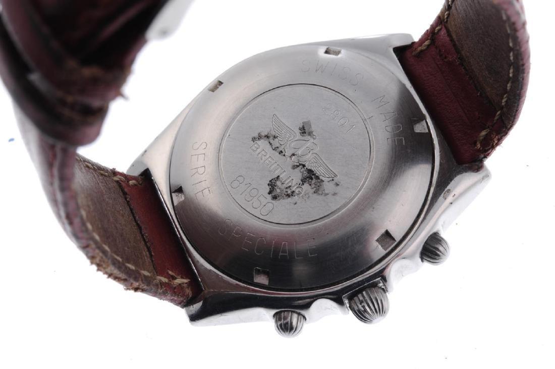 BREITLING - a gentleman's Chronomat chronograph wrist - 3